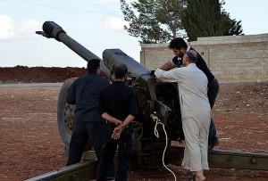 «Исламский фронт» атаковал позиции «Исламского государства»