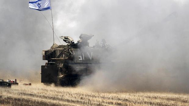 Израильская артиллерия