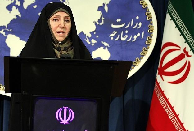 Официальный представитель МИД Ирана Марзия Афхам