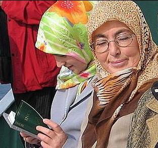 Мусульмане взяли паузу в соцсетях