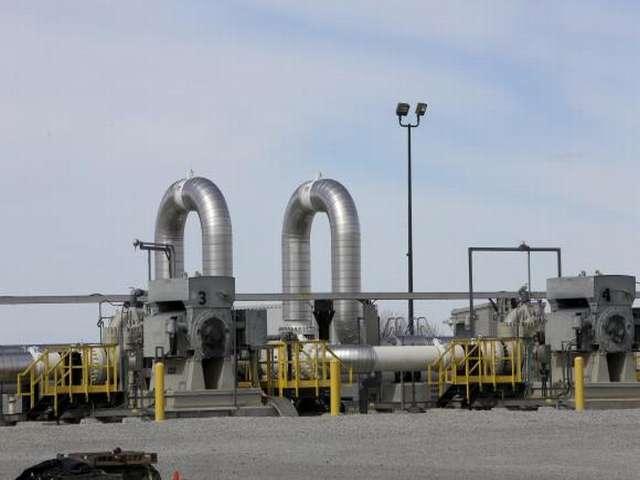 Газопровод из Ирака в Турцию