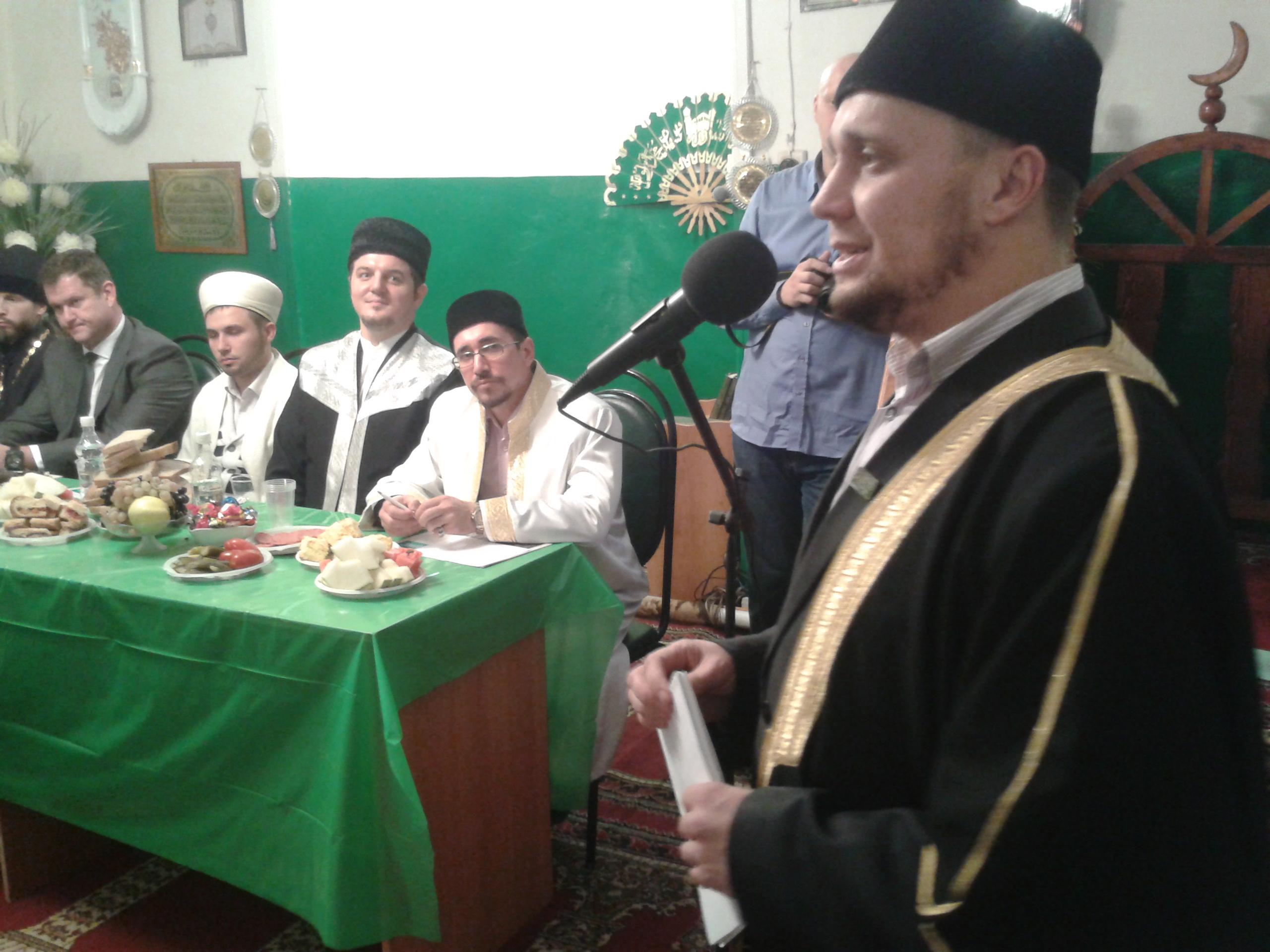 Мечеть города Каменки миновала этап подросткового возраста (Фоторепортаж)