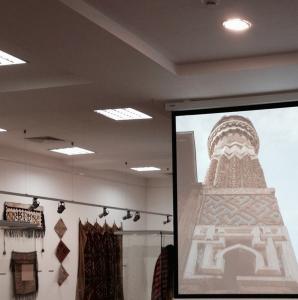 В выставочном центре «Манеж» сравнили убранства татарских домов