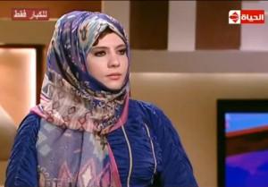 Египетский парень хочет стать мусульманкой
