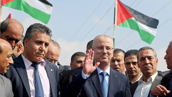 Рами аль-Хамдулла в Газе