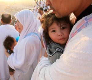 Саудовская Аравия запретит детям совершать хадж