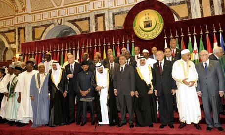 Руководители стран-членов ОИС