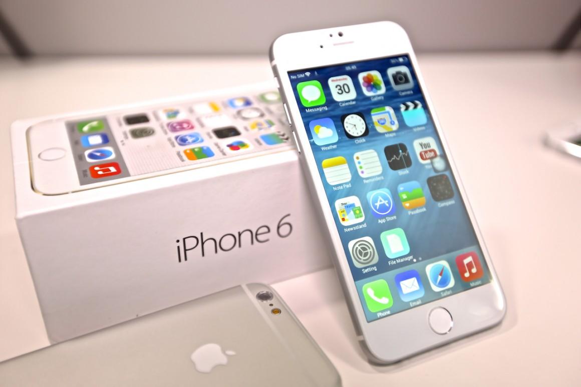 Преимущества нового смартфона iPhone 6