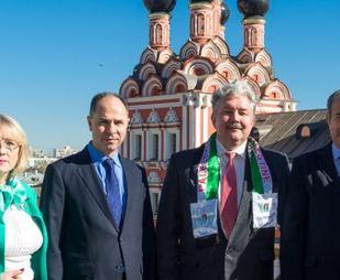 Фаед Мустафа и Сергей Бабурин