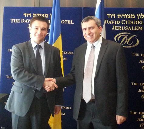 Израиль и Украина сдружились против России?