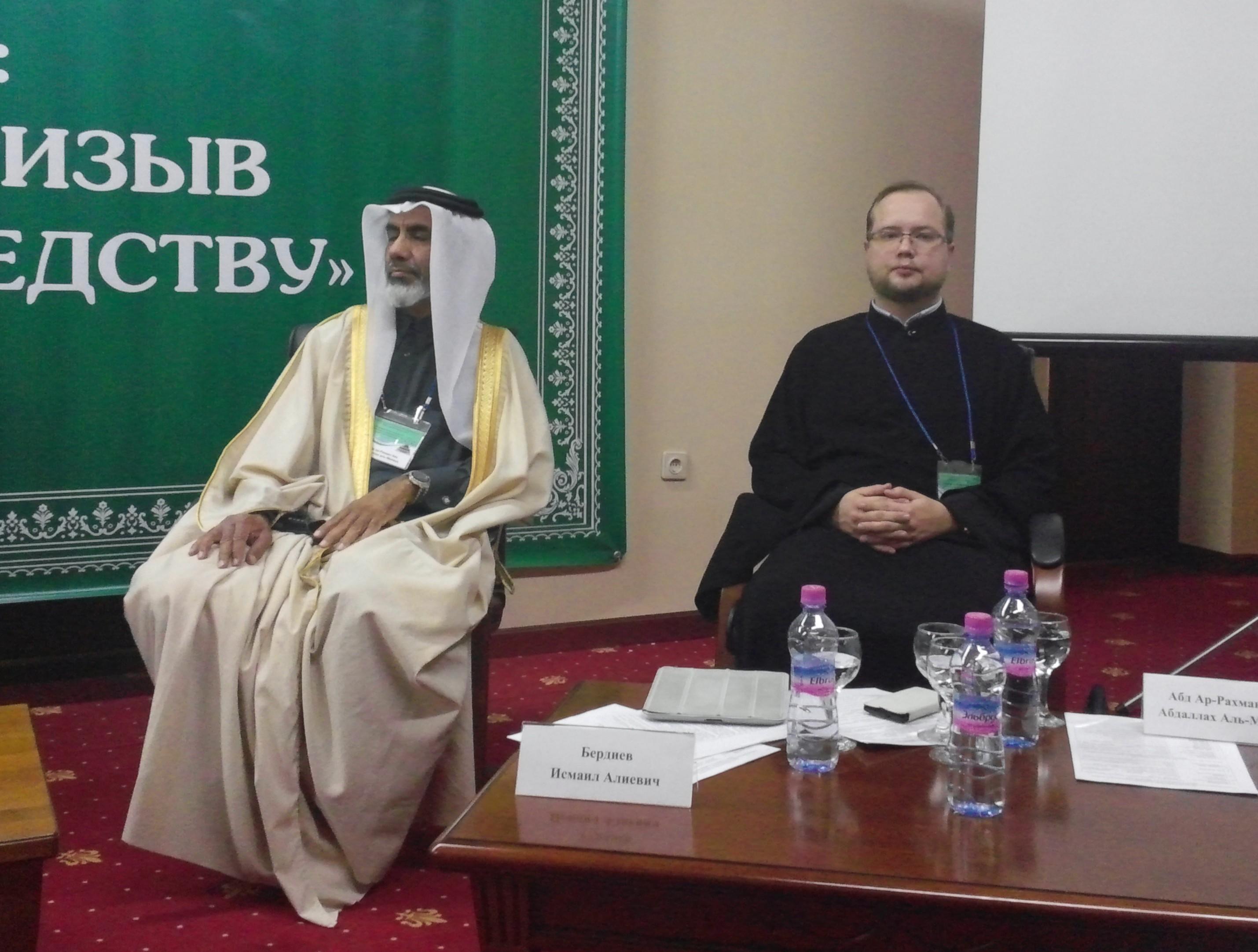 Форум в Нальчике выявил общие проблемы мусульман и православных