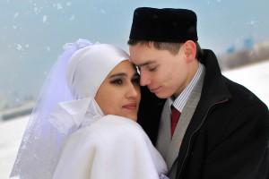 Что дозволено жениху в отношении невесты в исламе