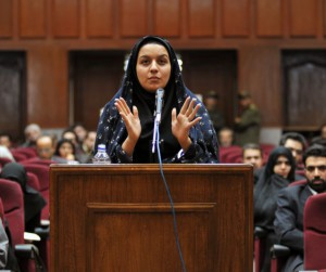 В Иране казнили девушку за убийство разведчика-насильника