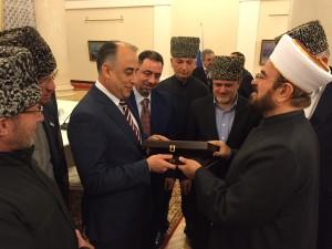 Кабардино-Балкария - «территория мира и ислама»