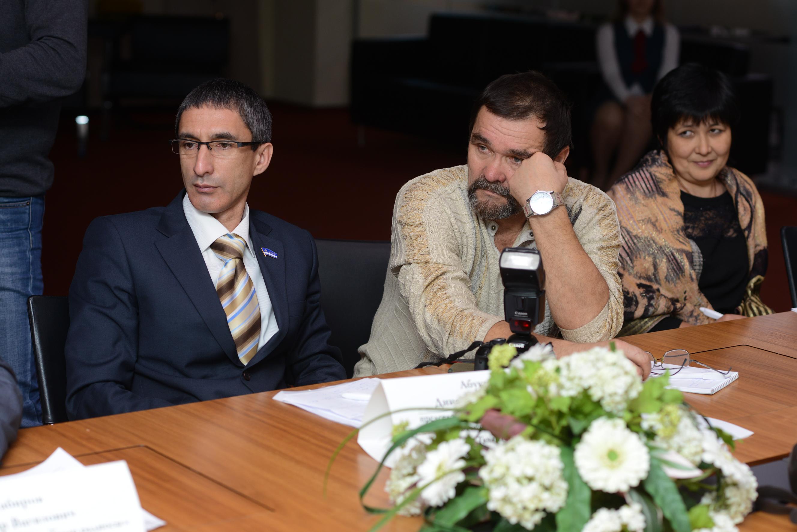 Татарские журналисты выбрали себе лидера