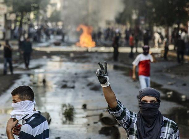 На юго-востоке Турции пытаются провернуть майдан?