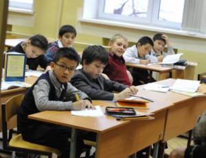 Дети-мигранты будут изучать русский по спецучебникам