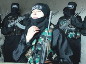 18-летняя еврейка – лицо «Исламского государства»