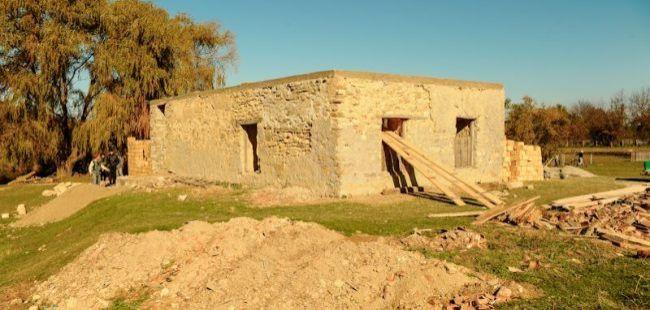 Эти стены вновь станут действующей мечетью