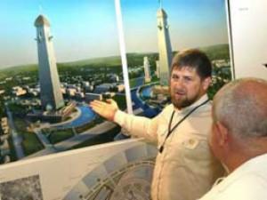 Эмираты возведут «Башню Ахмат» в Грозном