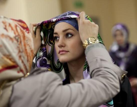 Исламская мода покоряет Москву