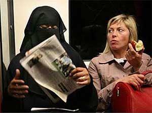 """Валерия Порохова: """"белорусские чиновники перепутали хиджаб с паранджой"""""""