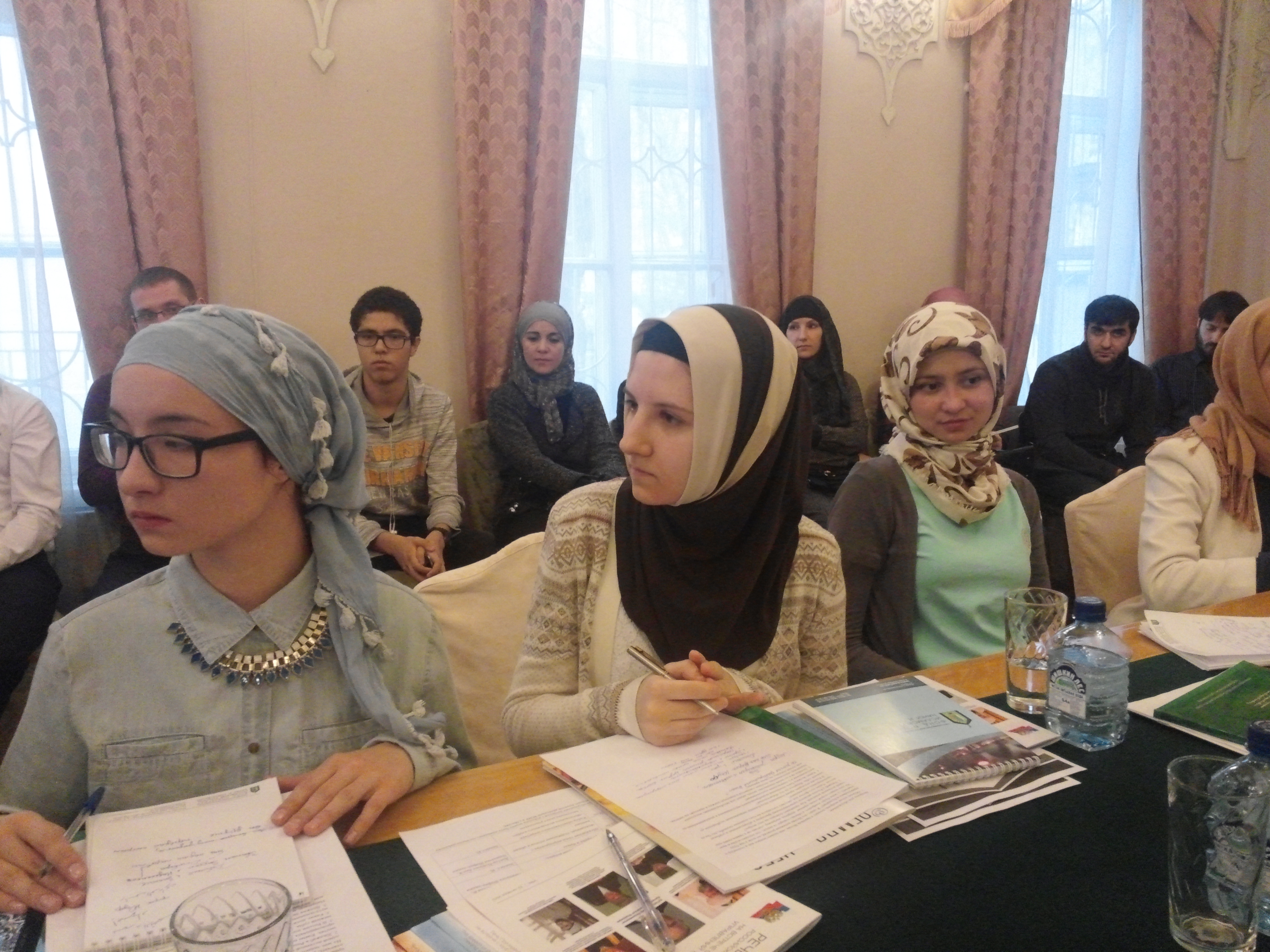 В центре Москвы открылась интеллектуальная площадка для мусульманской молодежи