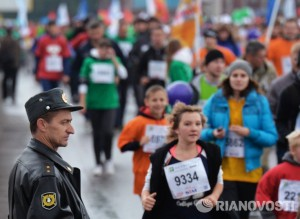 Православные ударили пиар-акцией по жителям Ходынки