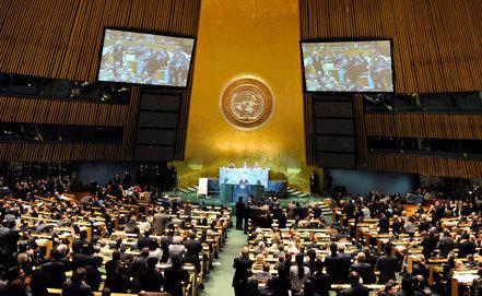 Саудовскую резолюцию по Сирии одобрили 125 стран, 13 проголосовали против