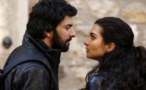 Турецкий сериал оштрафуют за страстный поцелуй