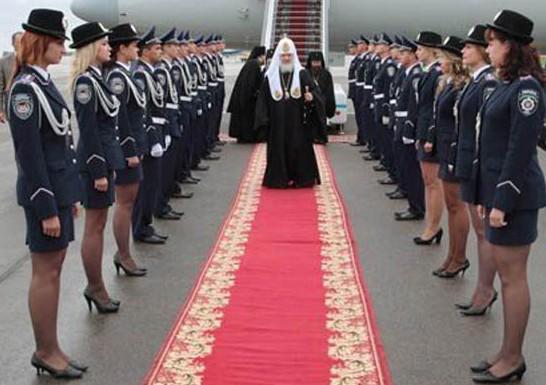 Патриарх Кирилл отказался от идеи православного дресс-кода