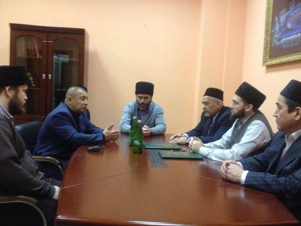 На встрече глав мусульманских общин Тюмени и Татарстана