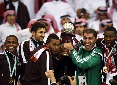 Катар увез из Саудовской Аравии Кубок Залива