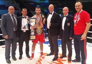 Прихожанин Соборной мечети стал чемпионом мира по кикбоксингу