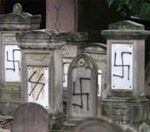 Неонацисты осквернили мусульманское кладбище в Подмосковье