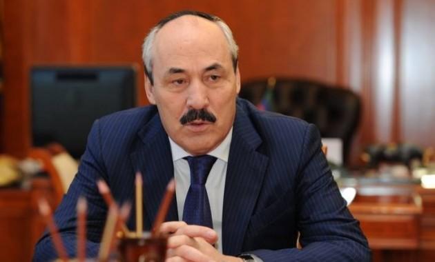 Глава Дагестана Рамазан Абдулатипов