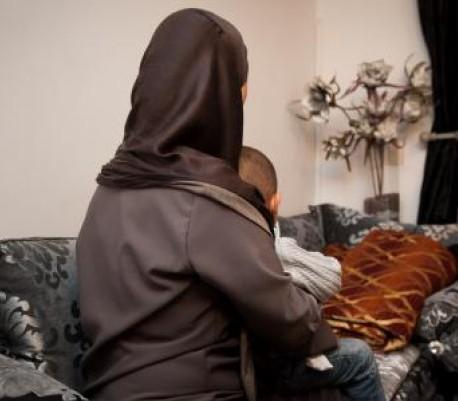 Женщина-водитель умышленно сбила мусульманку