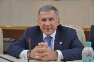 Минниханов дал толчок развитию отношений между мусульманами Индии и Татарстана