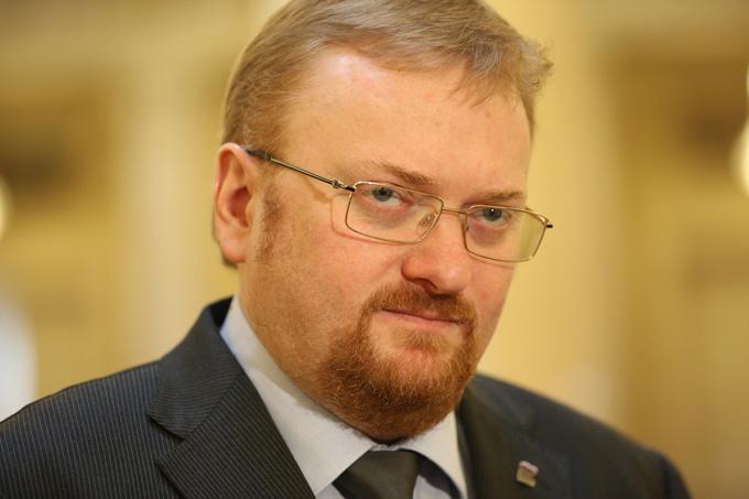 """Виталий Милонов: """"Не праздник портит людей, а люди – праздник!"""""""