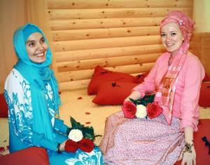 Центр женского развития «Айша»: чудо Аллаха за 23 дня