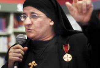Монахиня «раскрутилась» на пропаганде ненависти к исламу