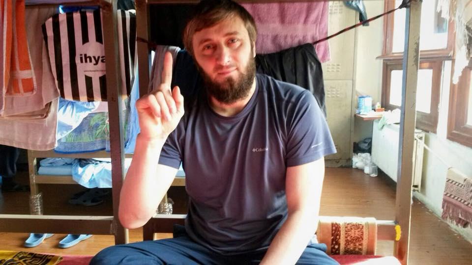 Проповедник Саситлинский – из турецкой тюрьмы