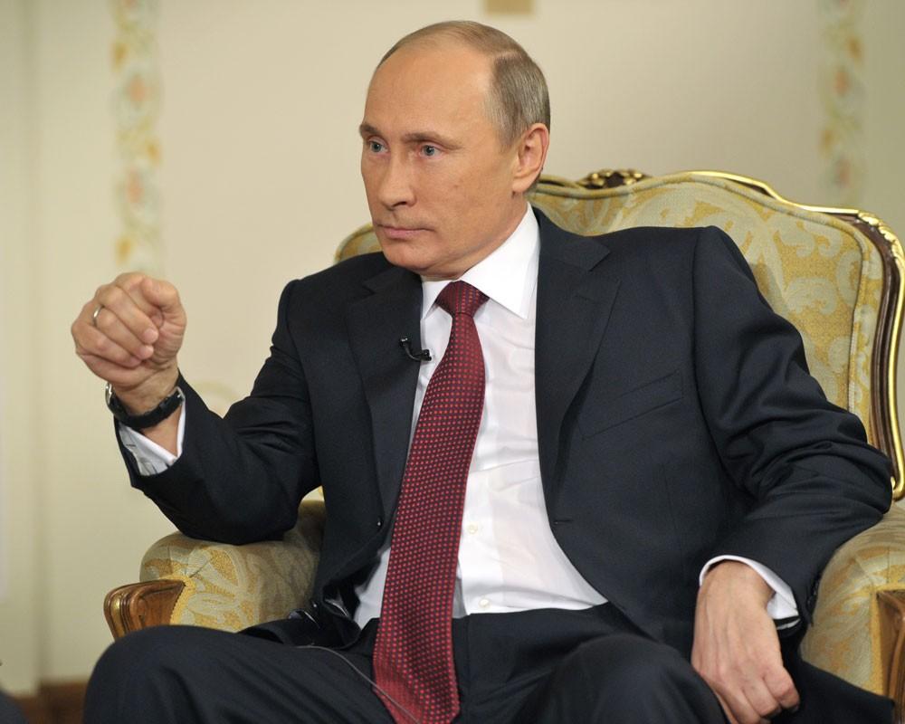 Россияне считают человеком года Владимира Путина – ФОМ