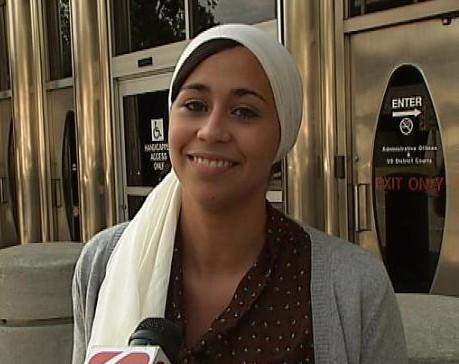 Ортодоксальные иудеи обратились в суд в защиту мусульманки