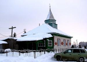 В самом северном татарском ауле Сибири отметили юбилей мечети