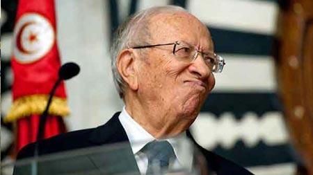 Эс-Себси - ветеран тунисской политики