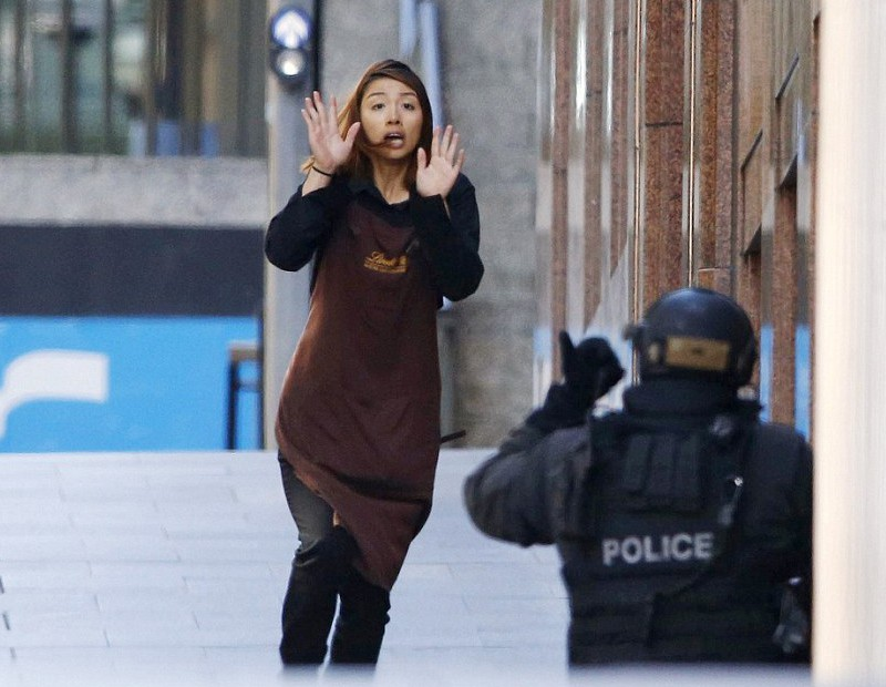 Мусульмане Австралии осудили захват заложников