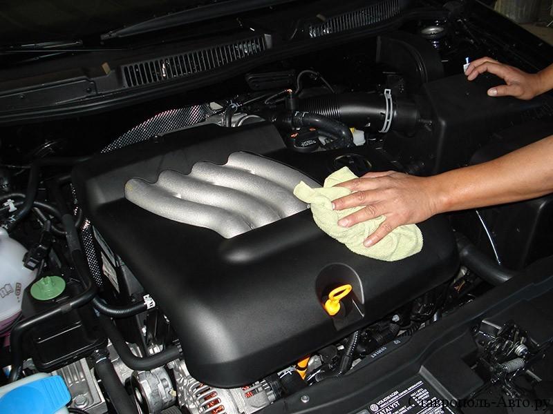 Мойка двигателя своими руками фото