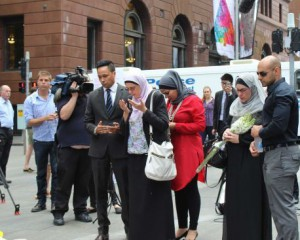 Мусульмане почтили память погибших в Сиднее