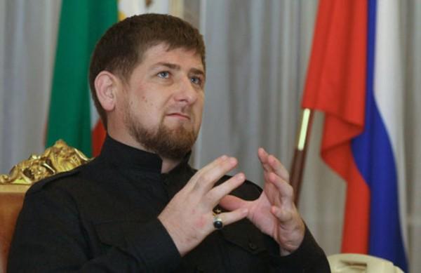 Заслуги Кадырова в обеспечении безопасности отметили медалью в Кремле